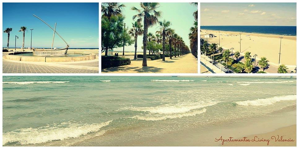 Apartamentos Playa Living Valencia